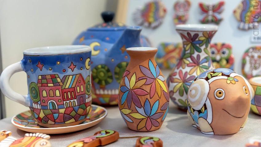 Семейная мастерская «Уральские сувениры», г. Златоуст::Арт-галерея 2019