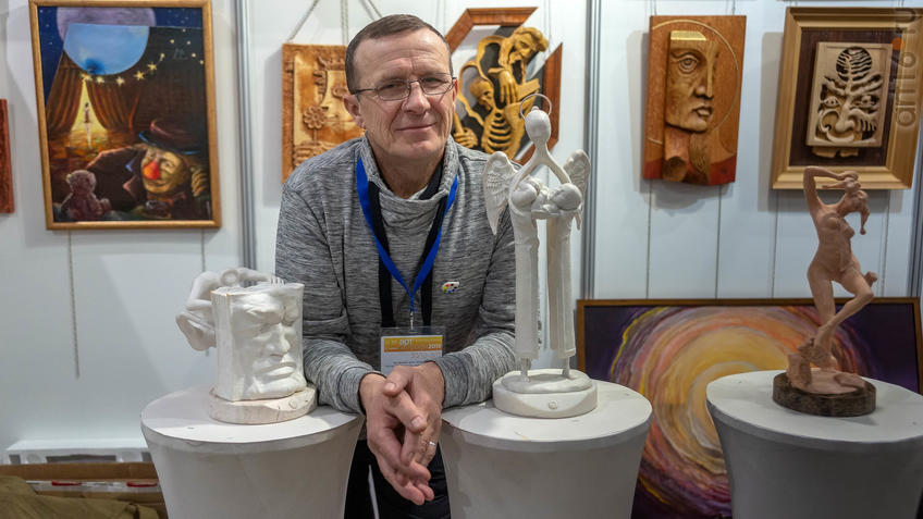 Сергей Максимов::Арт-галерея 2019