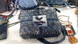 Джинсовые сумки Ольги Пастернак