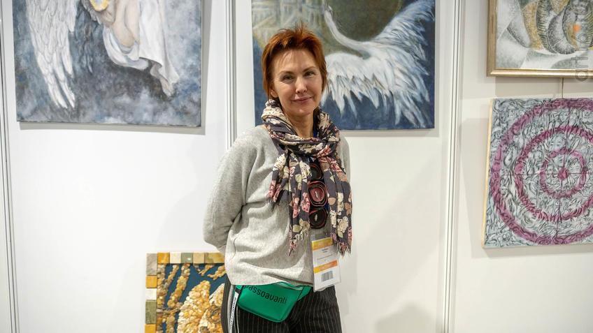 Алла Суркова::Арт-галерея 2019