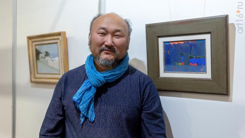 Бато  Дугарович Дугаржапов::Арт-галерея 2019