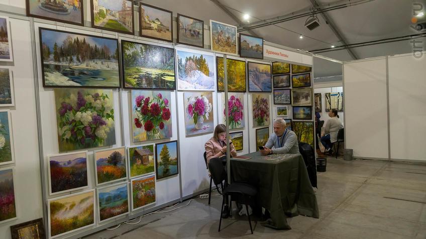 Художники Поповы::Арт-галерея 2019