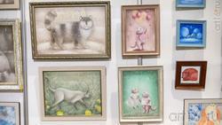 Коты Людмилы Бабаевой