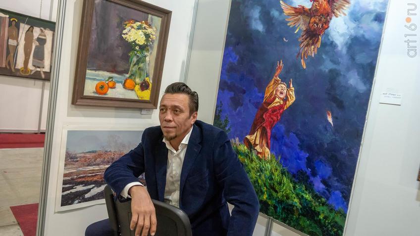 Ирик Мусин::Арт-галерея 2019