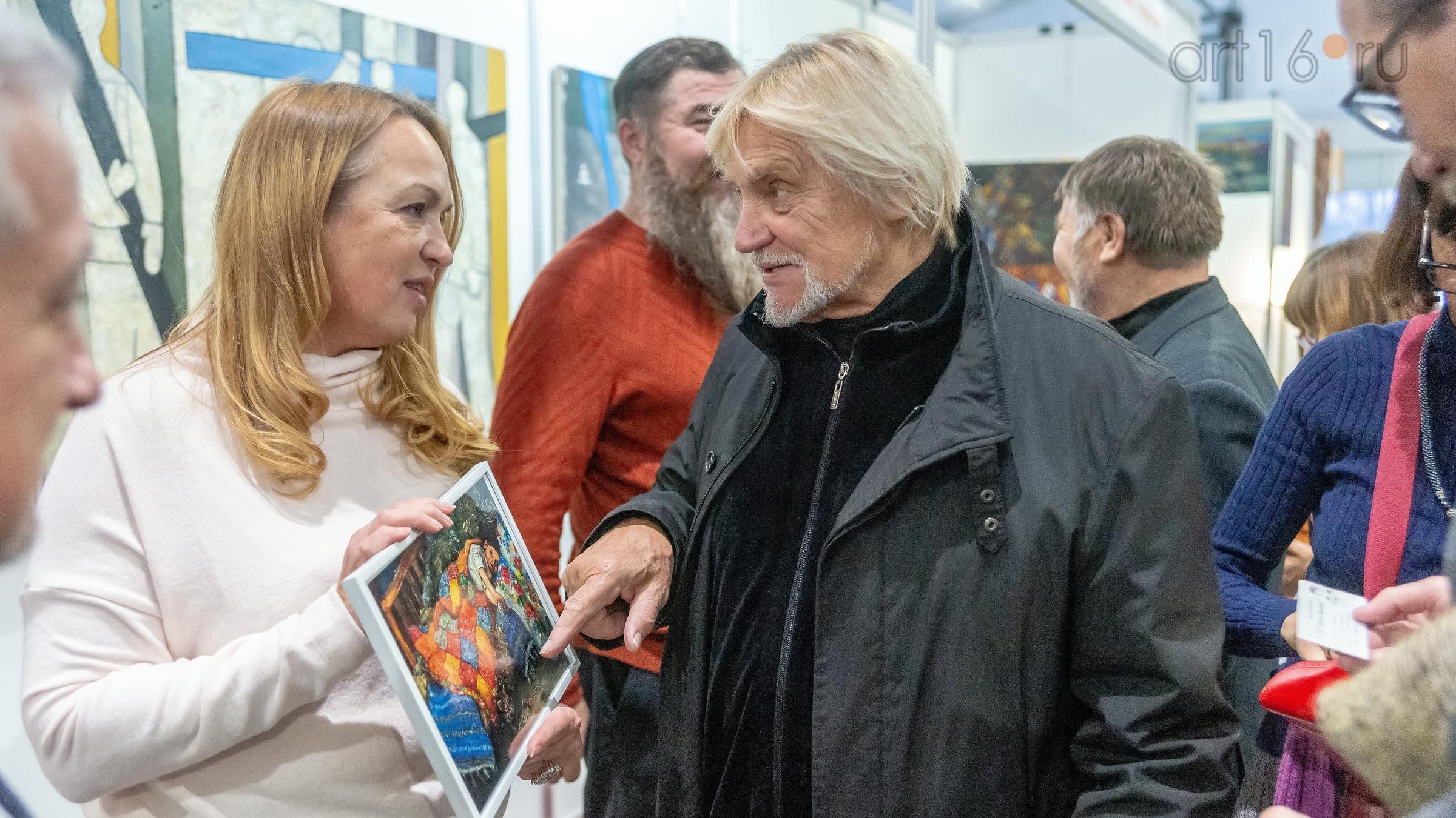 В.Васильев, Е.Острая::Арт-галерея 2019