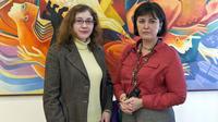 Ляйсан Башарова, Елена Сунгатова