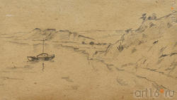 РС.Красновидово. 1887 г. С рисунка В.Г.Короленко