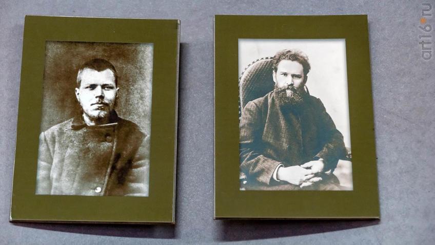 Фото №965444. М.А.Ромась. 1880-е гг. / В.Г.Короленко. 1880-е гг. (фото)
