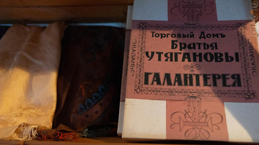 Фото №965609. Фрагмент интерьера торговой лавки
