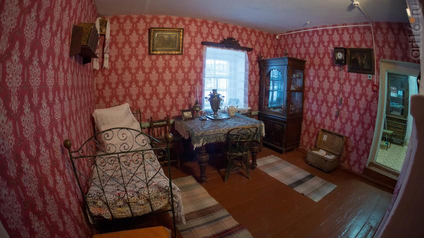 Фото №965619. Фрагмент интерьера жилой комнаты М.А.Ромася