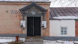 Вход в Музей А.М.Горького села Красновидово