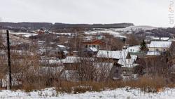 С. Красновидово, декабрь 2019