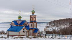 Храм пророка Божия Илии, с. Красновидово