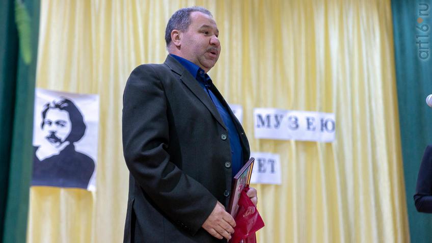 Фото №965789. Церемония награждения в Доме культуры с.Красновидово