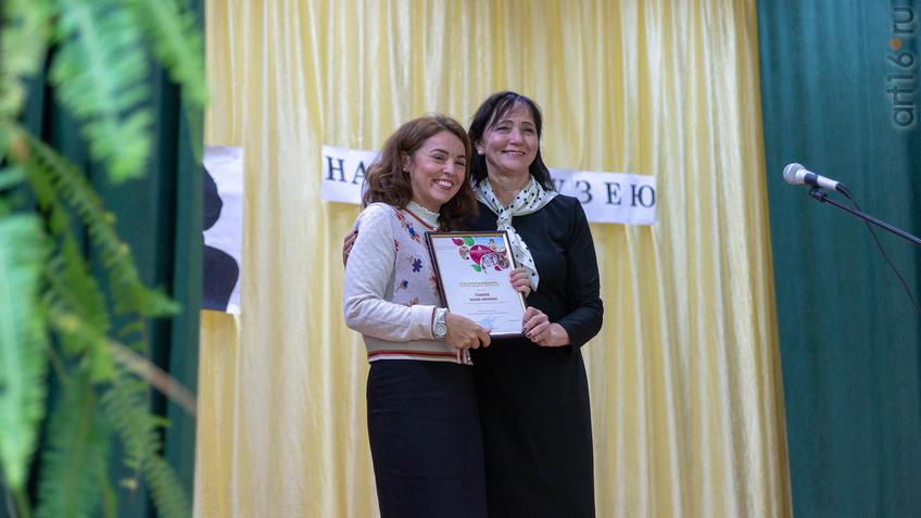 Фото №965809. Церемония награждения в Доме культуры с.Красновидово