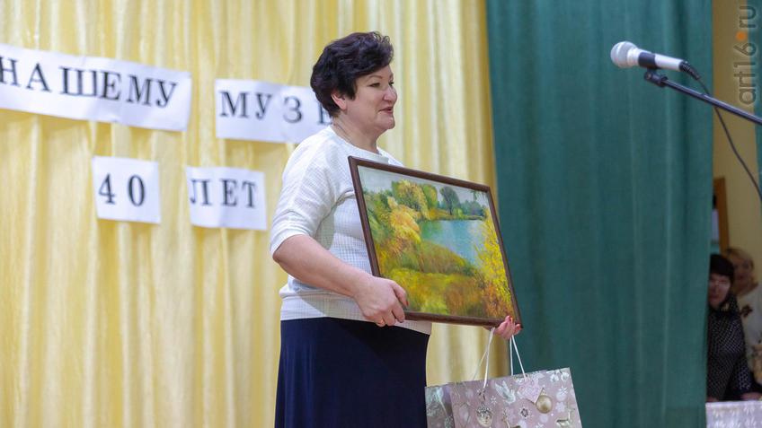 Фото №965819. Церемония награждения в Доме культуры с.Красновидово