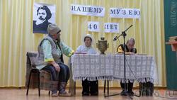 Театрализованное представление. Отрывки из повести  «Мои университеты А.М. Горького»