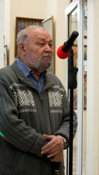 Абрек Амироваич Абзгильдин, заслуженный художник России