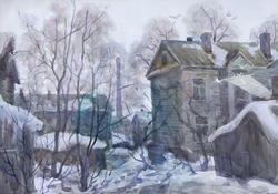 Старый Зеленодольск. 2010  Крылов А.И., 1951, Зеленодольск