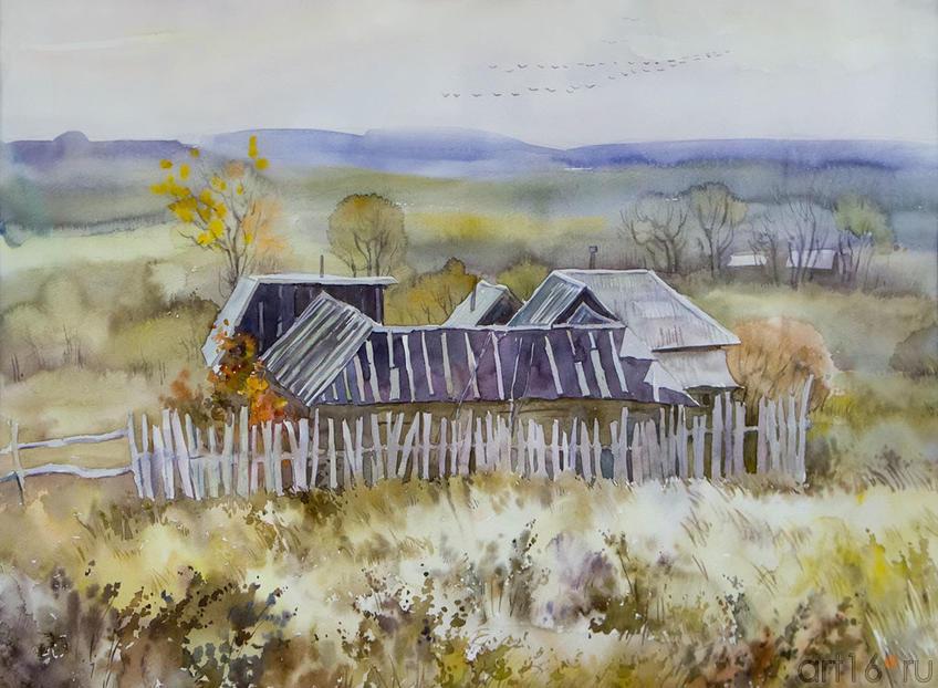 Фото №96950. Из серии ''Шепот осени'', 2011. Григорьева Л.В., 1967, Казань