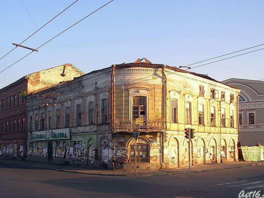 Казань, Дом Фукса::Казань