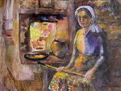 Печка. 2008. Бердникова Т.М., 1958, Казань