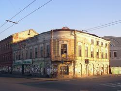 Казань, Дом Фукса