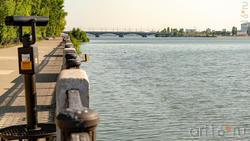 Река Воронеж. Смотровая площадка