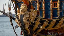 Корабль  «Гото Предестинация» (фрагмент)