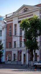 Здание Музыкального училища, 1913 год, Пр. Революции, 41