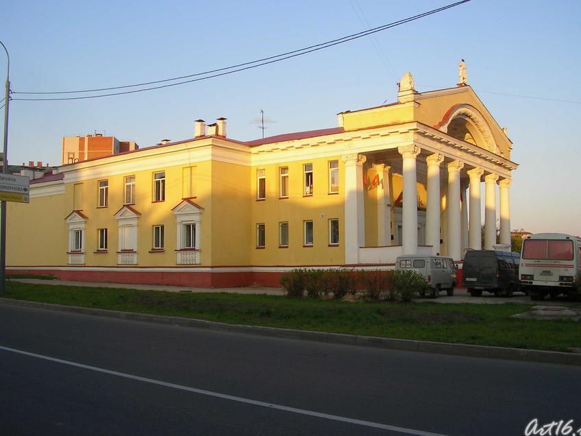 Фото №9704. Казань, Дом офицеров