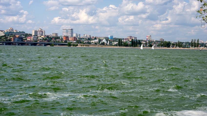 Воронежское море::Воронеж 20.07.2019