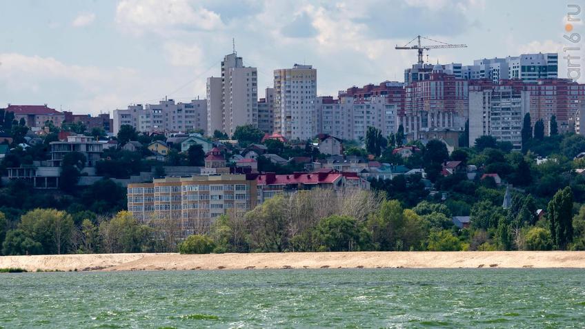 Берег Воронежского моря::Воронеж 20.07.2019