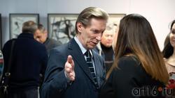 Энцо Форнаро, куратор выставки