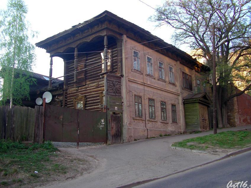 Фото №9710. Казань, ул.Калинина