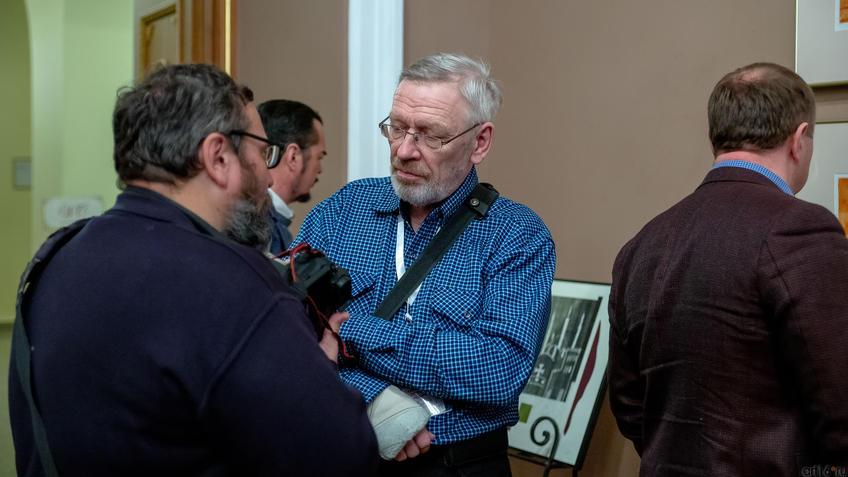 Сергей Саначин::Международная выставка графики «Пространство города»