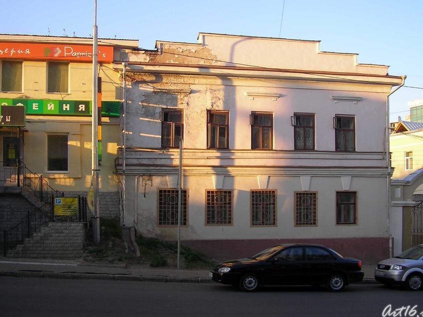 Казань, ул.Профсоюзная::Казань