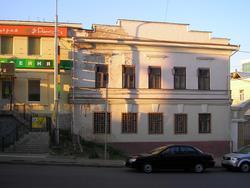 Казань, ул.Профсоюзная