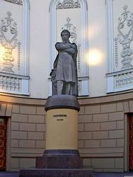 Казань, памятник Пушкину, театр Оперы и балета