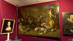 Собаки на кухне. Снайдерс, Франс (1579-1657), мастерская.Фландрия, XVII