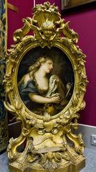 Кающаяся Мария Магдалина. Хорх Франс Ксавьер Людовиг (1766-1848). Франция, XVIII