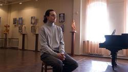 Алексей Леонов. Закрытие выставки ''Молитва в скульптуре''