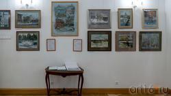 Фрагмент экспозиции выставки «С благодарностью — Казани»