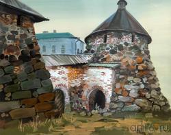 Крепость Соловецкая. 2006. Евгений Канев