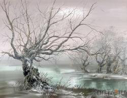Река Ашит. 2001