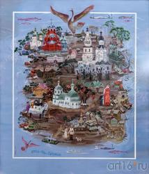 Остров-град Свияжск. 2020, Евгений Канев