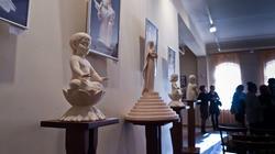 ''Гармония'', Радость'' - скульптуры А.Леонова