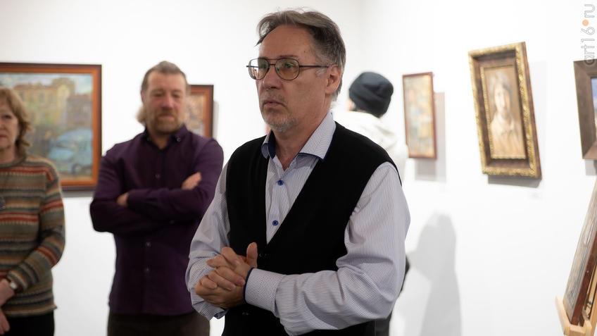 Сергей Иванов:: Олег Иванов (1961-2020). Выставка
