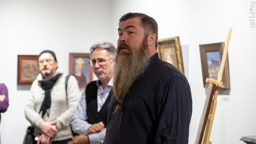 Альберт Шах:: Олег Иванов (1961-2020). Выставка