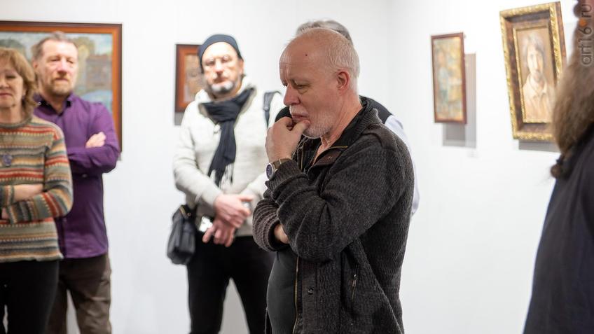 Ильгизар Хасанов:: Олег Иванов (1961-2020). Выставка